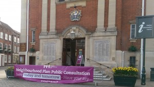 Invitation to take part in neighbourhood plan for Henley and Harpsden, South Oxfordshire