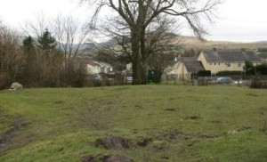 Byrn Farm, already heavily used by walkers and for informal recreation