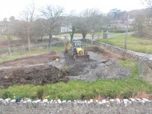 Unlawful digging on common land at Llangoed, Ynys Mon illustrates the need for a duty on local authorities to take action against such works (see point 5 of our action plan).