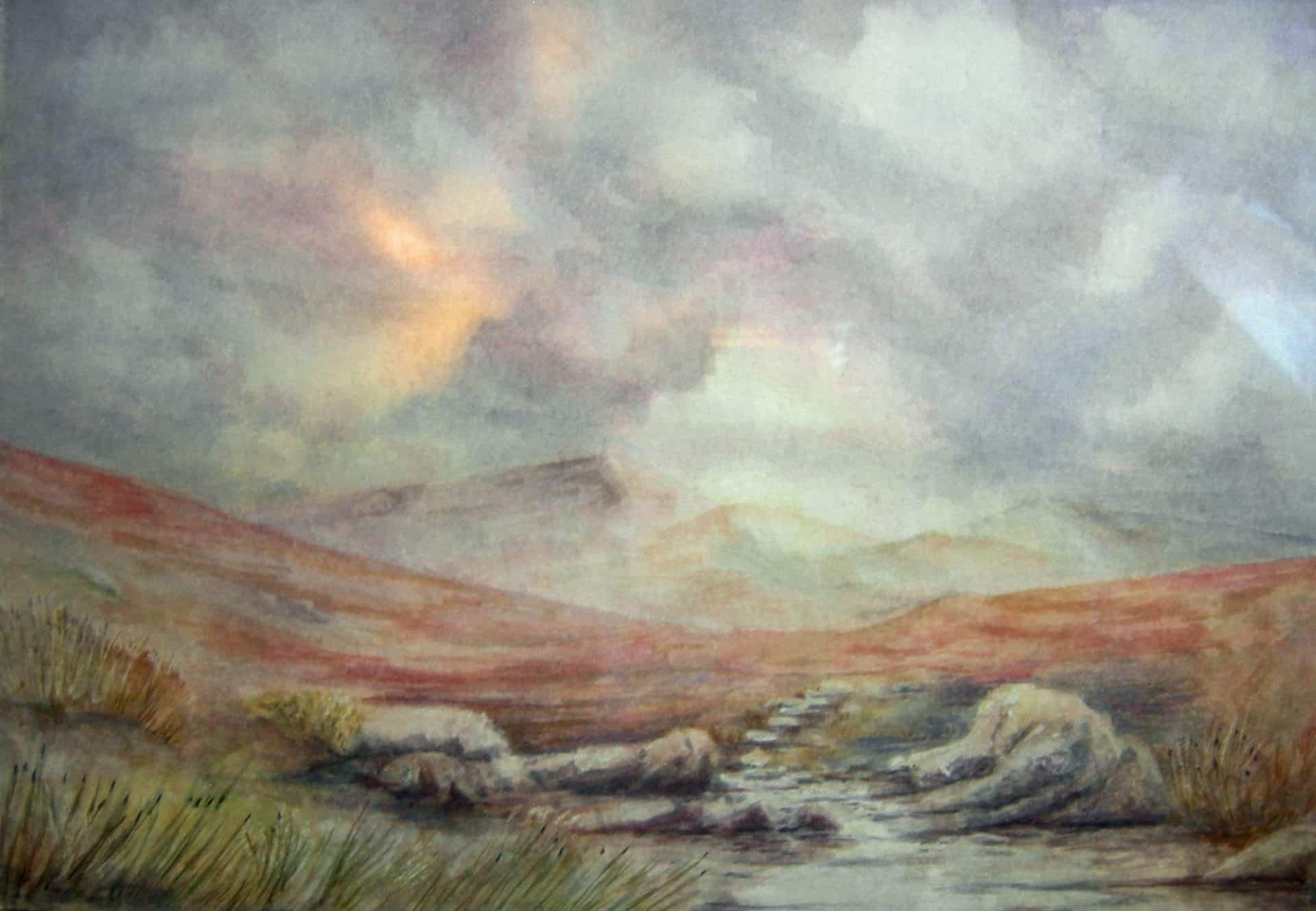 Hound Tor, Dartmoor, Devon by Bob Milton
