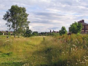 Land at Oswestry, Shropshire, registered as a village green in 2008, shows the benefits of successful registration. The application would probably have been unsuccessful under the new Growth & Infrastructure Act