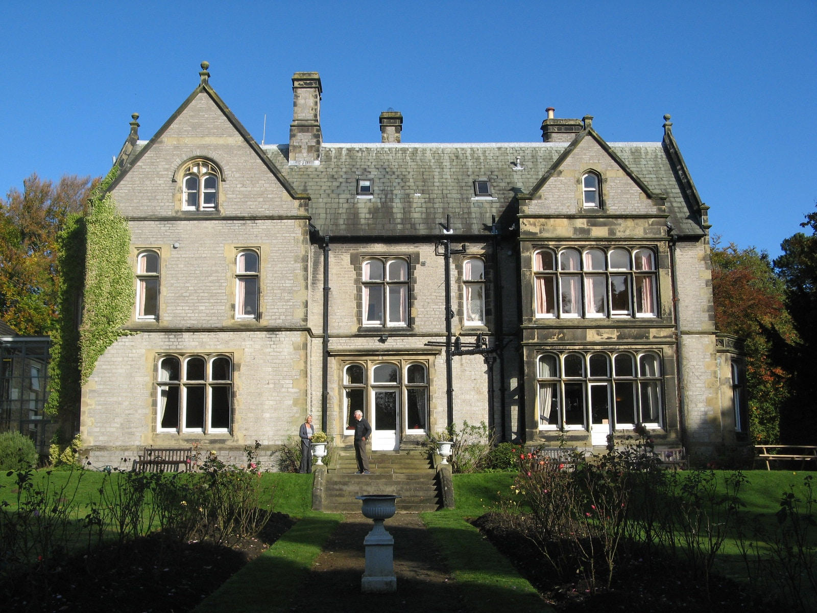 Losehill Hall