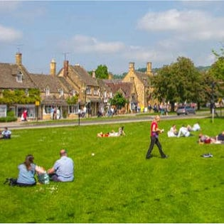 Town & Village Greens