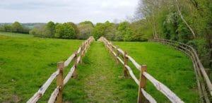 Hartfield footpath