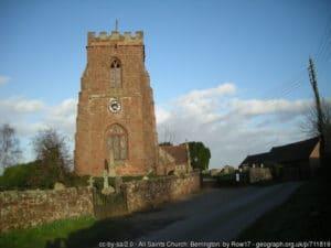 Berrington church by RoW 17