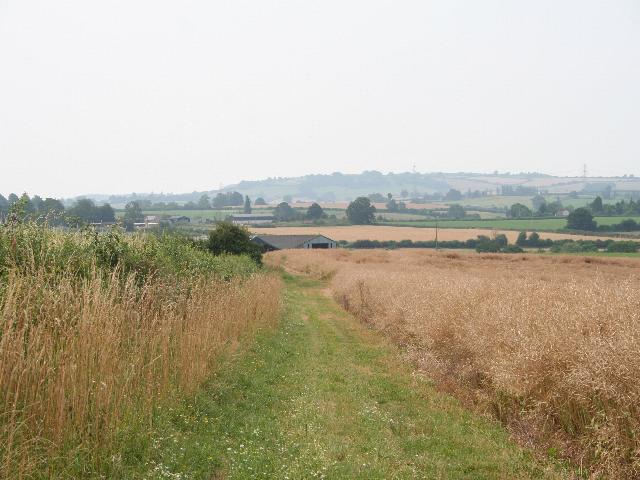 Bob Embleton/Footpath to Trehumfrey Farm
