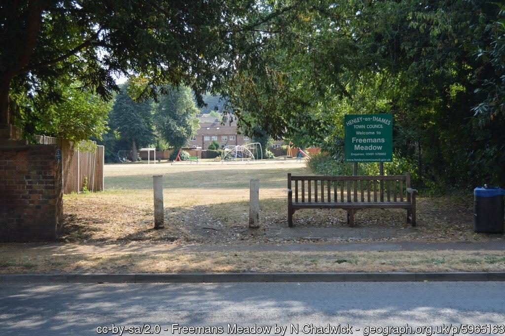 photo of Freemans Meadow (c) N Chadwick, Creative Commons Licence