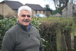 Stephen Hill local correspondent